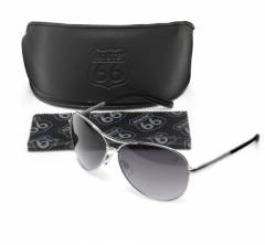 Route 66 Sonnenbrille Metall