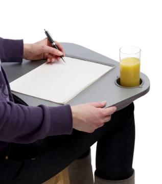 Laptop-Beinauflage \Diplomat\