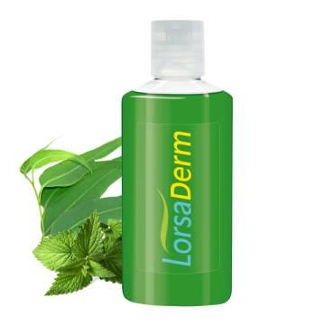 100 ml Flasche - Atemfrei Bad \Eukalyptus-Minze\ - No Label Lo