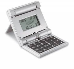 Calculator with world time clock REFLECTS CAIRO