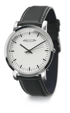 Armbanduhr mit Metallgehäuse
