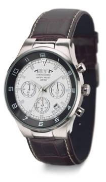 Armbanduhr mit Messinggehäuse