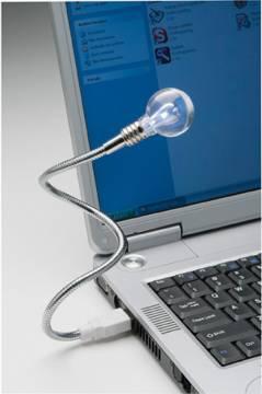 Laptop-Licht
