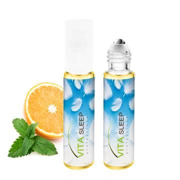 10 ml Aroma Roll On - Feel Good - Body Label