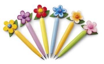 Kugelschreiber \Flower\