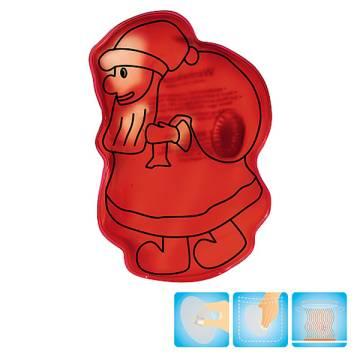 Gel-Wärmekissen Santa