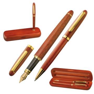 Set Kugelschreiber u. Füller