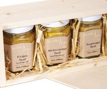 Mustard - Edle Senfauswahl