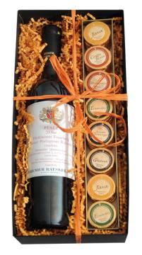 Präsentbox Rotwein