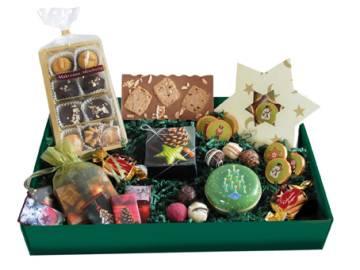 Präsentbox A Trüffel und Schokolade
