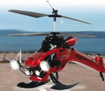 Flyrobot Heli  2,4 GHz mit Suchscheinwerfer