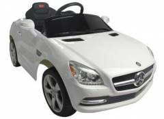 Ride-on Mercedes Benz SLK weiß 27 MHz