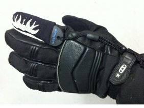 Fingerhandschuh für Handy Sport