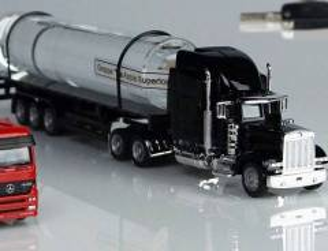Grappa Truck XXL schwarz