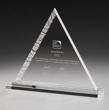 Chiseled Summit Award