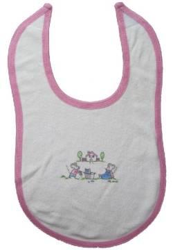 Babylätzchen Bio Fairtrade