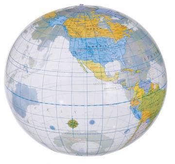 Wasserball \Globus\