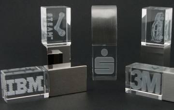 USB Crystal 3D