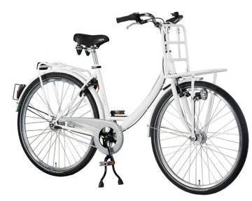 Promotion Fahrrad Hannah