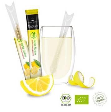 Bio Tee TeaStick Heiße Zitrone