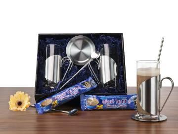 Chai-Latte Präsentset