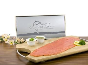 Feinschmecker Lachs 500g
