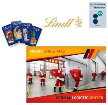 Wunsch-Adventskalender Lindt & Sprüngli