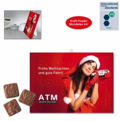 A5 Schoko Adventskalender BUSINESS