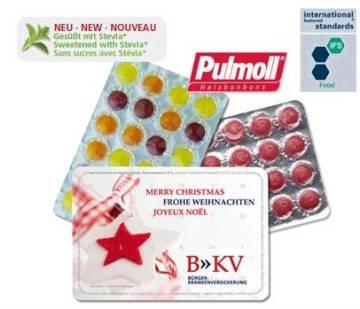 Kleinster Adventskalender BUSINESS Pulmoll