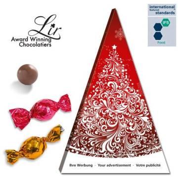 Premium Wunsch-Adventskalender BASIC Vollmilch Trüffelschokolade