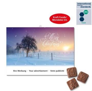 A5-Schoko-Adventskalender BASIC