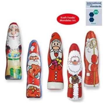 Schoki-Weihnachtsmännchen Standard