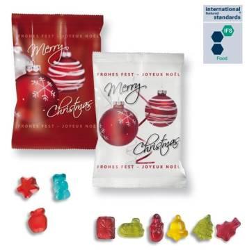 """Fruchtgummi-Design """"Weihnachten"""""""