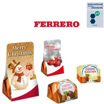 1er Ferrero Küsschen Standardmotive