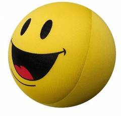 Knuddel Ball Happy Smile