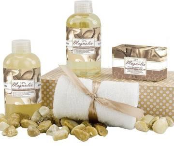 Magnolia Spa Geschenkset Kosmetik