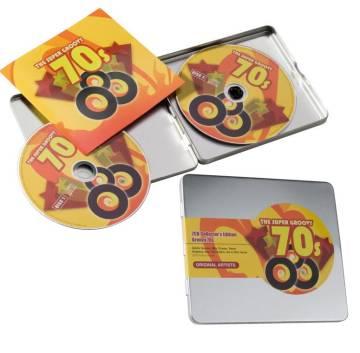 2 CDs 70er Jahre
