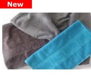 Handtücher Chenille Einwebung