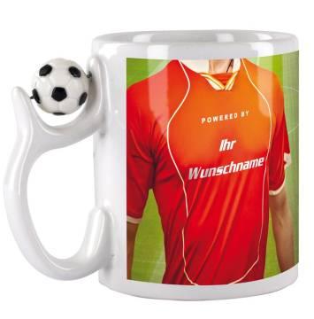 Fussball Tasse