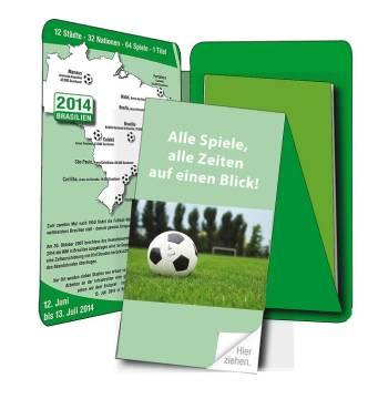 Pocket WM Spielplan