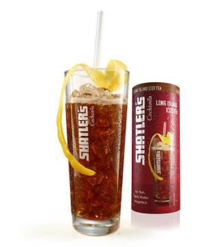 Long Island Ice Tea Cocktail Dose