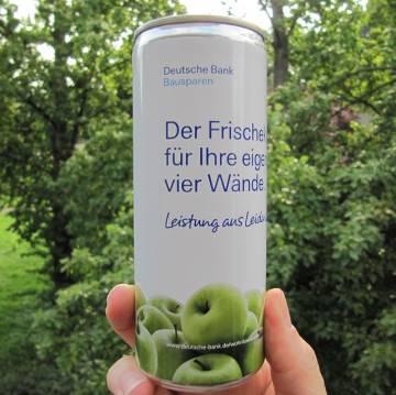 Apfelspritzer Werbegetränke