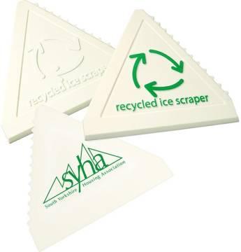 Eiskratzer Dreieckig Recycling