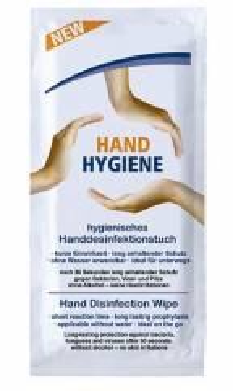 Desinfektionstücher Hände