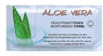Feuchtigkeitstuch Aloe Vera