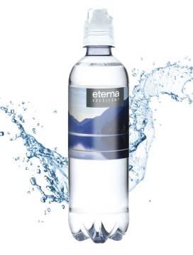 Wasserflaschen Medium 500 ml