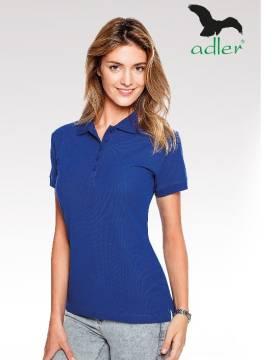 Poloshirt Damen Cotton Heavy
