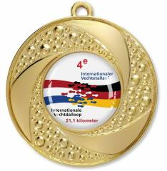 Medaille Gold 50 mm