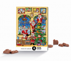 Classic Wand Adventskalender Standardmotive