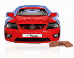System Adventskalender Standardform Auto
